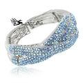 Liga com rinestone pulseiras de metal, pulseira pulseiras&, o melhor amigo de pulseiras