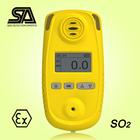 OEM Design Handheld SO2 Gas Leak Detection, SO2 Gas Analyzer