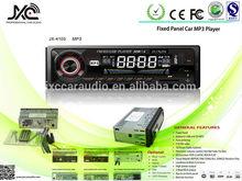 Single Din Car MP3 Player with FM/AM/Bluetooth/USB/SD Card