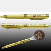 Hot sale multi-function promotional led light pen