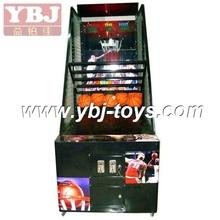 electronic basketball scoring machine /basketball hoop machine /children basketball game machine