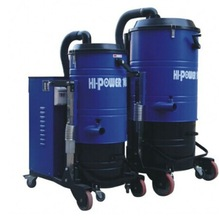 Three-phase Industrial cordless and rechargable vacuum cleaner
