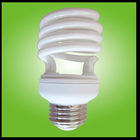 spiral energy saving light/spiral energy saving lamp/spiral energy saving bulb