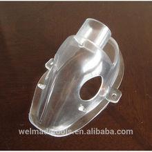 plastic face mask mould