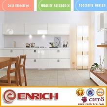 purple white color mdf core high gloss for kitchen cabinet