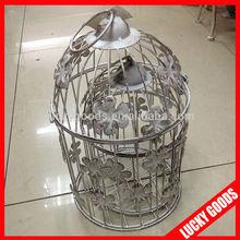 2pcs/set hanging decoration antique bird cages