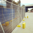 Temporary Galvanized Steel Fencing