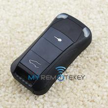 Car key 434Mhz ID48 HU66 2 button KR55WK45032 for Porsche Cayenee remote head key