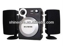 Outdoor sound system usb 2.1 subwoofer speakers computer(SP-2688)