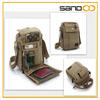 New Men's Vintage Canvas Multifunction Travel Satchel / canvas shoulder bag