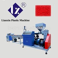 Pp PE plastique ABS pellet making Machine