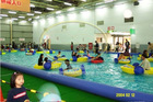 CE Approved High Quality PVC Swimming Pool Giant Inflatable Pools for Sale
