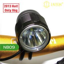 INTON Environment-friendly cree led bike helmet light mount