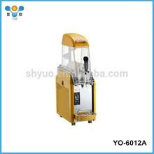 Shanghai YuO margarita slush frozen drink machine