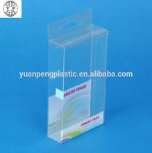 pvc clear plastic folded box for MOTO X phone case , pvc clear plastic folding box for phone case