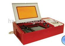 hot sell HX-3040 mini craft laser cutter