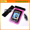 best selling waterproof foldable nylon bag for samsung iphone