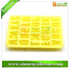 Silicon cake form