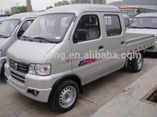 China Truck 4x2 Gasoline 1.5 Ton Mini Cargo Van