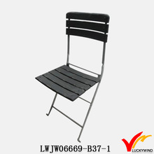chic vintage adjustable folding relax chair without armrest