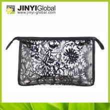 High quality mini pvc cosmetic bag clear pvc cosmetic bag