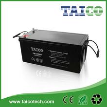Good cost performance solar gel battery 12v 200ah in Shenzhen
