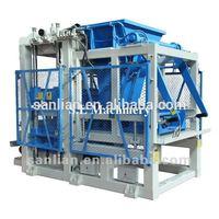 concrete block making machine price in india