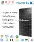 300W mono solar panel solar module
