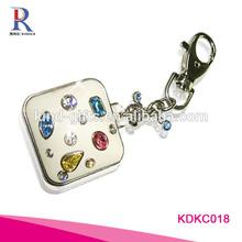 Bling Diamante Key Chain Key Ring Cute Gifts,key chain wedding gift