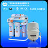 6 stages RO water filter with UV filter with Steel Bracket and pressure meter
