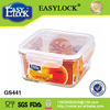 1100ml large glass food storage container on sale