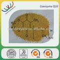 libre de la muestra del fabricante del gmp orgánica natural antioxidante para materias primas para cosméticos q10 la coenzima