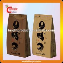 2014 High quality food grade empty tea bags luxury pyramid tea bag filter paper manufacturer