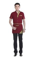 new fashion bellboy uniform for hotel