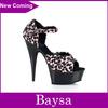 New arrival women shoes high heel dancing dresses shoe MH-014
