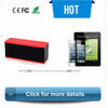 new portable fashion 2013 high quality portable bluetooth speaker headset earphone factory