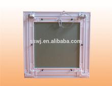 Aluminium ceiling access panel plaster board water resist