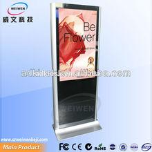travel agency digital multimedia advertising display