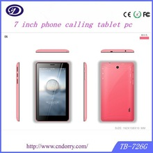 7 inch cheap gsm phone call android tablet , mobile phone and tablet pc perfect combination , phone call tablet pc