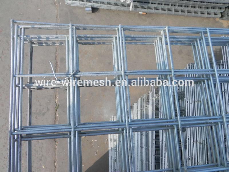 Galvanized Welded Wire Mesh Concrete Galvanized Welded Wire Mesh