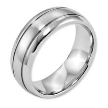 Wholesale Cobalt Chrome Rings Fashion Engagement Ring