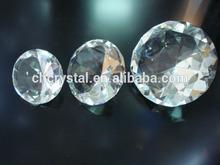 crystal diamond jewelry ,clear crystal diamond pendant mh-9491