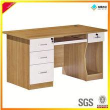 Dongguan wooden computer desk diy computer desk,ergonomic computer tables