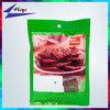 custom heat seal plastic snacks bag for beef jerky packaging