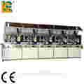 Automatique machine de sérigraphie mesh soie,/soie, lcb-120uv-5 imprimante automatique