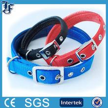 China manufacture gold supplier custom pet collar yiwu