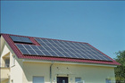 whole house solar power system 10kw use Yingli Solar panel
