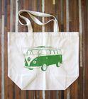 Eco-friendly Germany quality custom plain cotton canvas tote bag