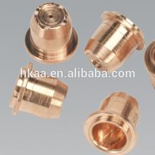 custom brass plasma cutting nozzles,plasma cutting electrode nozzles