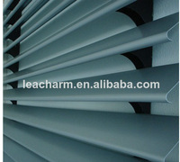 aluminum profiles roof louver